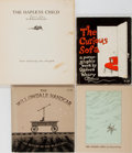 Books:Literature 1900-up, Edward Gorey. Group of Four Books in Publisher's Wrappers, OneSigned. Various publishers, 1961-1964. The Hapless Child ...(Total: 4 Items)