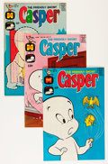 Bronze Age (1970-1979):Cartoon Character, Friendly Ghost Casper File Copies Box Lot (Harvey, 1969-76)Condition: Average VF/NM....
