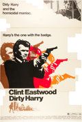 "Movie Posters:Crime, Dirty Harry (Warner Brothers, 1971). Standee (37.75"" X 56.75) ....."