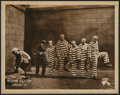 "Movie Posters:Comedy, Convict 13 (Metro, 1920). Lobby Card (11"" X 14"").. ..."