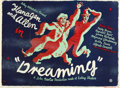 """Movie Posters:Comedy, Dreaming (Ealing, 1945). British Quad (30"""" X 40"""").. ..."""