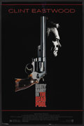 """Movie Posters:Action, Clint Eastwood Poster Lot (Warner Brothers, 1980s). One Sheets (2)(27"""" X 41"""") and one Italian 2-Folio (39"""" X 55""""). Action. ..."""