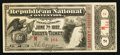 Miscellaneous:Other, Republican National Convention Minneapolis 1892 2nd Day Guest's Ticket.. ...