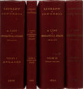 Books:Reference & Bibliography, Library of Congress. A List of Geographical Atlases in theLibrary of Congress with Bibliographical Notes. Vol. I-...(Total: 4 Items)
