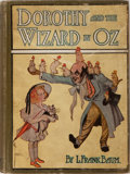 Books:Children's Books, [Color Plates]. L. Frank Baum. Dorothy and the Wizard in Oz.Reilly & Lee, ca. 1920. Minor rubbing to publisher's cl...