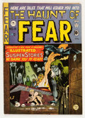 Golden Age (1938-1955):Horror, Haunt of Fear #15 (#1) Canadian Edition (EC, 1950) Condition:GD+....