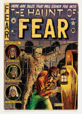 Golden Age (1938-1955):Horror, Haunt of Fear #4 Canadian Edition (EC, 1950) Condition: VG....