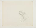 Animation Art:Production Drawing, Lady and the Tramp Production Drawing Animation Art (Disney, 1955)....