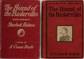 Books:Mystery & Detective Fiction, Arthur Conan Doyle. The Hound of the Baskervilles. Group ofTwo Later Edition Books. Grosset & Dunlap. Very good... (Total:2 Items)