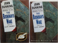 Books:Mystery & Detective Fiction, John Dunning. The Bookman's Wake. Group of Two Books, OneSigned. Scribner, 1995. Includes an advance reading co... (Total: 2Items)