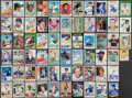 Baseball Collectibles:Others, Baseball and Misc. Sports Stars Signed Cards and Memorabilia Lot of70+....