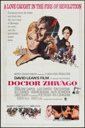 "Movie Posters:Drama, Doctor Zhivago (MGM, 1965). One Sheet (27"" X 41"") Academy AwardStyle. Drama.. ..."