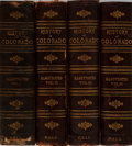 Books:Americana & American History, [Colorado]. Frank Hall. History of the State of Colorado.Vol. I-IV. Blakely, 1889-1895. First edition, first pr... (Total: 4Items)