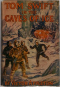Books:Children's Books, Victor Appleton. Tom Swift in the Caves of Ice. Grosset& Dunlap, ca. 1911. Light rubbing and toning to decorated cl...