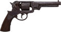 Handguns:Double Action Revolver, Starr Double Action 1858 Army Percussion Revolver....