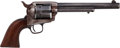 Handguns:Single Action Revolver, Civilian 5-Digit Colt Single Action Army Revolver....