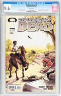 Modern Age (1980-Present):Horror, Walking Dead #2 (Image, 2003) CGC NM+ 9.6 White pages....