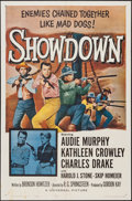"""Movie Posters:Western, Showdown and Other Lot (Universal, 1963). One Sheets (2) (27"""" X 41""""). Western.. ... (Total: 2 Items)"""