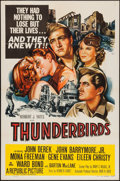 "Movie Posters:War, Thunderbirds (Republic, 1952). One Sheet (27"" X 41""). War.. ..."