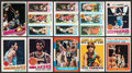 Basketball Cards:Sets, 1971-1986 Topps, Fleer & Coke Basketball Card Collection (367)With Sets. ...