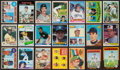 Baseball Cards:Lots, 1930's-80's Topps Baseball Stars & Hall of Famers CardCollection (22) - Almost all are Rookies! ...