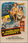 "Movie Posters:Adventure, A Perilous Journey (Republic, 1953). One Sheet (27"" X 41"").Adventure.. ..."