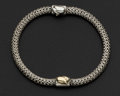 Estate Jewelry:Bracelets, John Hardy Sterling Silver & 18k Gold Rabbit Bracelet. ...