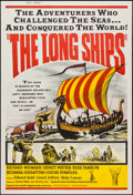 "Movie Posters:Adventure, The Long Ships (Columbia, 1963). Australian One Sheet (27"" X 40"").Adventure.. ..."