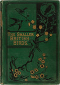Books:Natural History Books & Prints, H. G. and H. B. Adams. The Smaller British Birds. George Bell, 1874. Publisher's decorated cloth with rubbing. W...