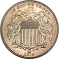 Shield Nickels, 1879 5C MS65 PCGS....