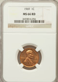 Lincoln Cents: , 1969 1C MS66 Red NGC. NGC Census: (215/17). PCGS Population(148/4). Numismedia Wsl. Price for problem free NGC/PCGS coin ...