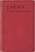 Books:Travels & Voyages, Japan: The Official Guide. Board of Tourist Industry: Japanese Government Railways, 1941. Revised edition. Publisher's c...