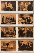 "Movie Posters:Academy Award Winners, Grand Hotel (MGM, R-1962). Lobby Card Set of 8 (11"" X 14""). AcademyAward Winners.. ..."