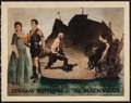 """Movie Posters:Swashbuckler, The Black Pirate (United Artists, 1926). Lobby Card (11"""" X 14""""). Swashbuckler.. ..."""