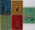 Books:Children's Books, [Children's Illustrated Books]. Group of 5 Related Books Publishedby Ginn and Company. Ca. 1920's & 1930's. Some ex-library...(Total: 6 Items)