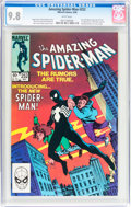 Modern Age (1980-Present):Superhero, The Amazing Spider-Man #252 (Marvel, 1984) CGC NM/MT 9.8 Whitepages....