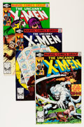 Modern Age (1980-Present):Superhero, X-Men Group (Marvel, 1979-81) Condition: Average VF/NM.... (Total:6 Comic Books)