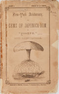 Books:Americana & American History, [Joseph, pseudonym]. New-York Aristocracy; or, Gem ofJaponica-dom. Charles B. Norton, 1851. First edition, firstpr...