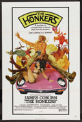 """Movie Posters:Western, The Honkers (United Artists, 1972). One Sheet (27"""" X 41""""). Western. ..."""