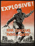 """Movie Posters:War, Paths of Glory (United Artists, 1958). Pressbook (13"""" X 18"""", 19Pages). War. ..."""