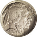 Buffalo Nickels: , 1918/7-D 5C --Laminations, Cleaned--ANACS. XF40 Details. Light graysurfaces with pale yellow color and noticeable cleaning ...
