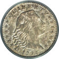1794 H10C XF45 PCGS. V-3, LM-3, R.4. A middle die state with several slender cracks, although no reverse die crack is se...