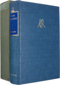 Books:Literature 1900-up, Ayn Rand. Atlas Shrugged. New York: [1967]. Tenthanniversary edition limited to 2,000 numbered copies sig...