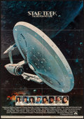 "Movie Posters:Science Fiction, Star Trek: The Motion Picture (Paramount, 1979). Promotional Poster(17"" X 24.5""). Science Fiction.. ..."