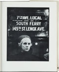 Books:Photography, [Photography]. Walker Evans. Many Are Called. With anIntroduction by James Agee. Boston: Houghton Mifflin Compa...