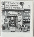 Books:Photography, [Photography]. Walker Evans. American Photographs. With anEssay by Lincoln Kirstein. [New York]: The Museum of Mode...