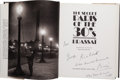 Books:Photography, [Photography]. Brassaï. The Secret Paris of the 30's. NewYork: Pantheon Books, [1976]. First American edition. Pr...