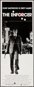 "Movie Posters:Crime, The Enforcer (Warner Brothers, 1977). Insert (14"" X 36""). Crime....."