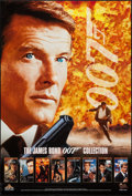 "Movie Posters:James Bond, James Bond Collection-Roger Moore (United Artists, 1996). VideoPoster(27"" X 40""). James Bond.. ..."