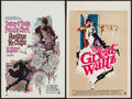 """Movie Posters:Musical, Goodbye, Mr. Chips & Other Lot (MGM, 1970). Belgians (2) (14"""" X 21.5""""). Musical.. ... (Total: 2 Items)"""